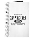 Pig University Journal
