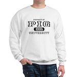 Pig University Sweatshirt