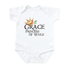 Grace Princess of Wails Infant Bodysuit