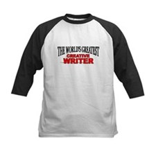 """The World's Greatest Creative Writer"" Tee"