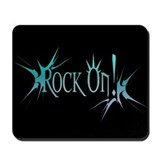 Rock On! Mousepad