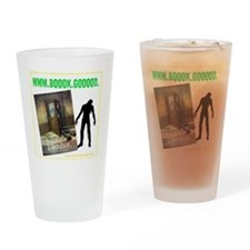 MmmmBook Drinking Glass