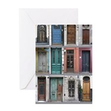 Argentina D 16x20 Greeting Card