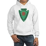 Spokane Tribal Police Hooded Sweatshirt