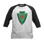 Spokane Tribal Police Kids Baseball Jersey