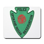 Spokane Tribal Police Mousepad