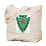 Spokane Tribal Police Tote Bag