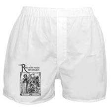 ren_woman Boxer Shorts