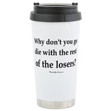 dielosers_sq2 Ceramic Travel Mug