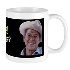 Ronald Reagan - Remember real hope and  Mug