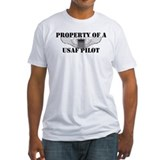 Property of a USAF Pilot Shirt