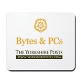 Bytes and PCs mousemat