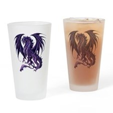 Draconis Nox Dragon Drinking Glass