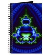 Groovy Fractal Art Journal