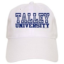 TALLEY University Baseball Cap