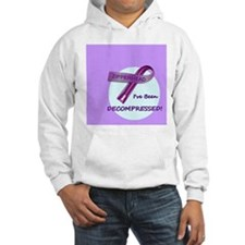 2-ButtonIveBeenDecompressed Hoodie