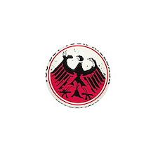 2-PolishYouBetWht Mini Button