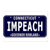 Impeach Rowland Postcards (8)