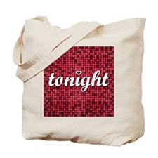 Tonight Pillow Tote Bag
