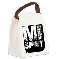 miSPOT Canvas Lunch Bag