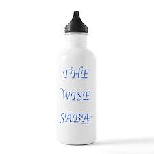 WISE SABA flat  Water Bottle