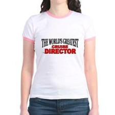 """The World's Greatest Cruise Director"" T"