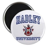 "HADLEY University 2.25"" Magnet (10 pack)"