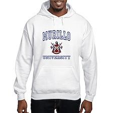 MURILLO University Hoodie Sweatshirt