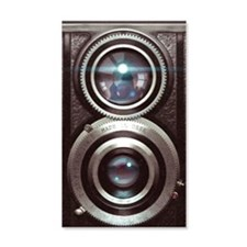 Vintage Camera Wall Decal