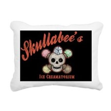 ice-creamatorium-OV Rectangular Canvas Pillow