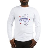 Family Tree Chart Long Sleeve T-Shirt