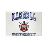 DARNELL University Rectangle Magnet (10 pack)