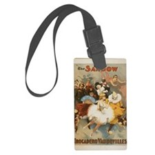 Sandow circus Luggage Tag