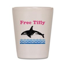 Free Tilly Shot Glass