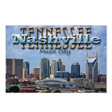 nashvillepostcardCROP Postcards (Package of 8)