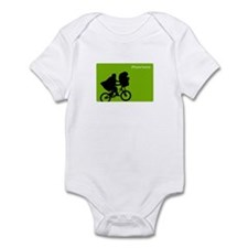 iPhone home Infant Bodysuit