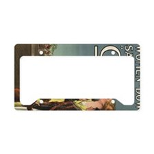 Women of Downton side License Plate Holder