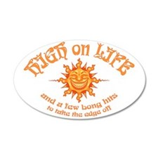 high-on-life2-CAP Wall Decal