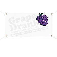 grapedrinkwhite Banner