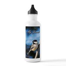 5x8_journal Water Bottle