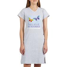 cp_believeinyourself Women's Nightshirt