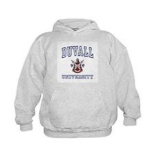 DUVALL University Hoodie