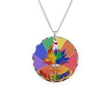 Cute The roosters Necklace