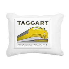 TAGGART TRANSCONTINENTAL Rectangular Canvas Pillow