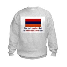 Perfect Armenian Twin Sweatshirt