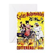 9x12_print-cottereau Greeting Card