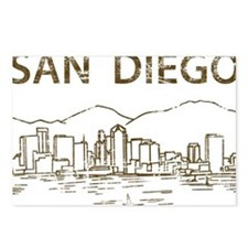 San Diego1 Postcards (Package of 8)