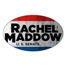 ART Shirt Rachel Maddow for Senate Decal