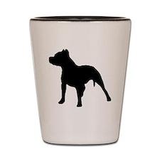 pit-bull-silhouette1.gif Shot Glass