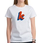 Candice 3D k Women's T-Shirt